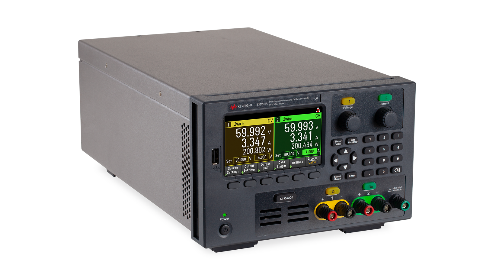 E36200 Autoranging Power Supply -FL