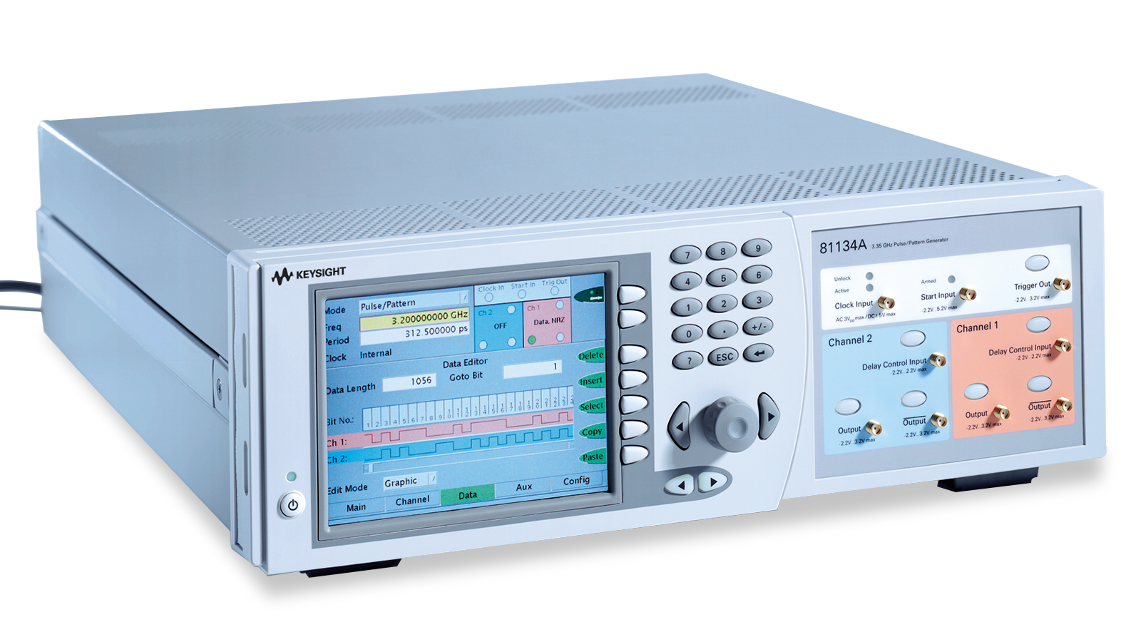 81134A front right view