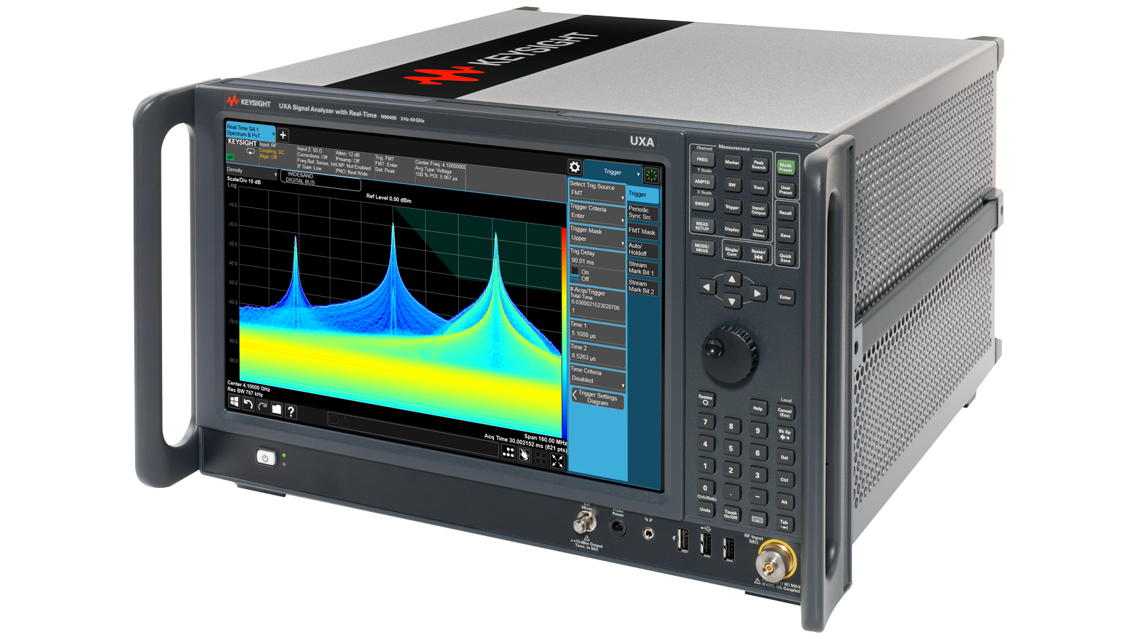 N9040B Signal Analyzer Front-Left Image