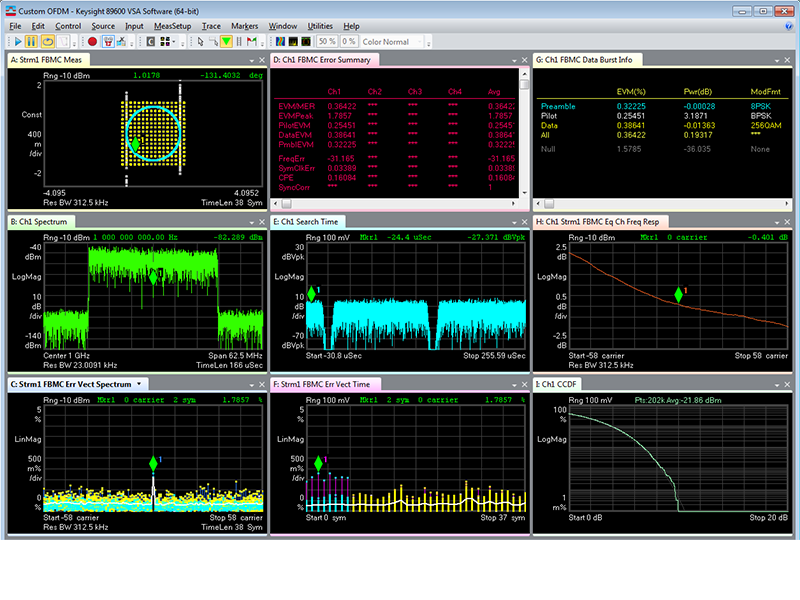 89600 VSA Software | Keysight