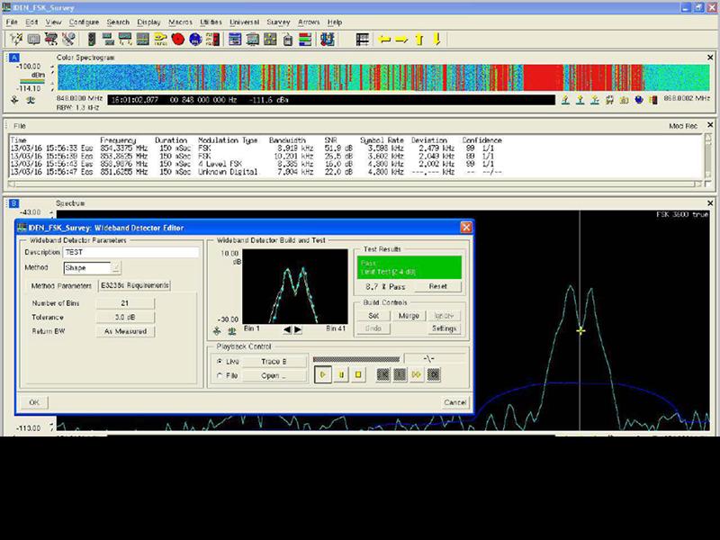 Spectrum Monitoring Software | Keysight